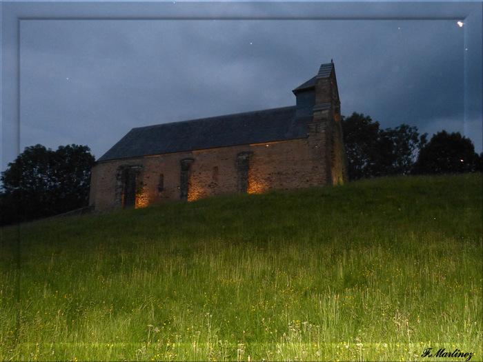 La Chapelle St Pé de la Moraine à Garin