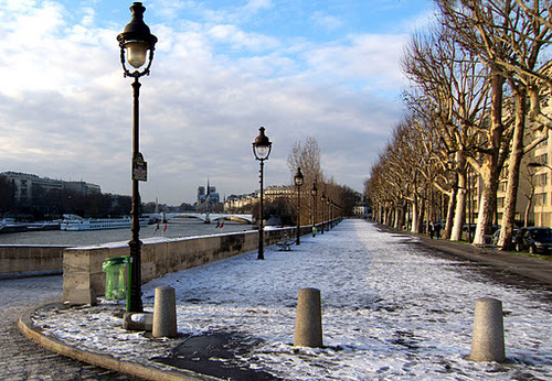 Au bord de Seine