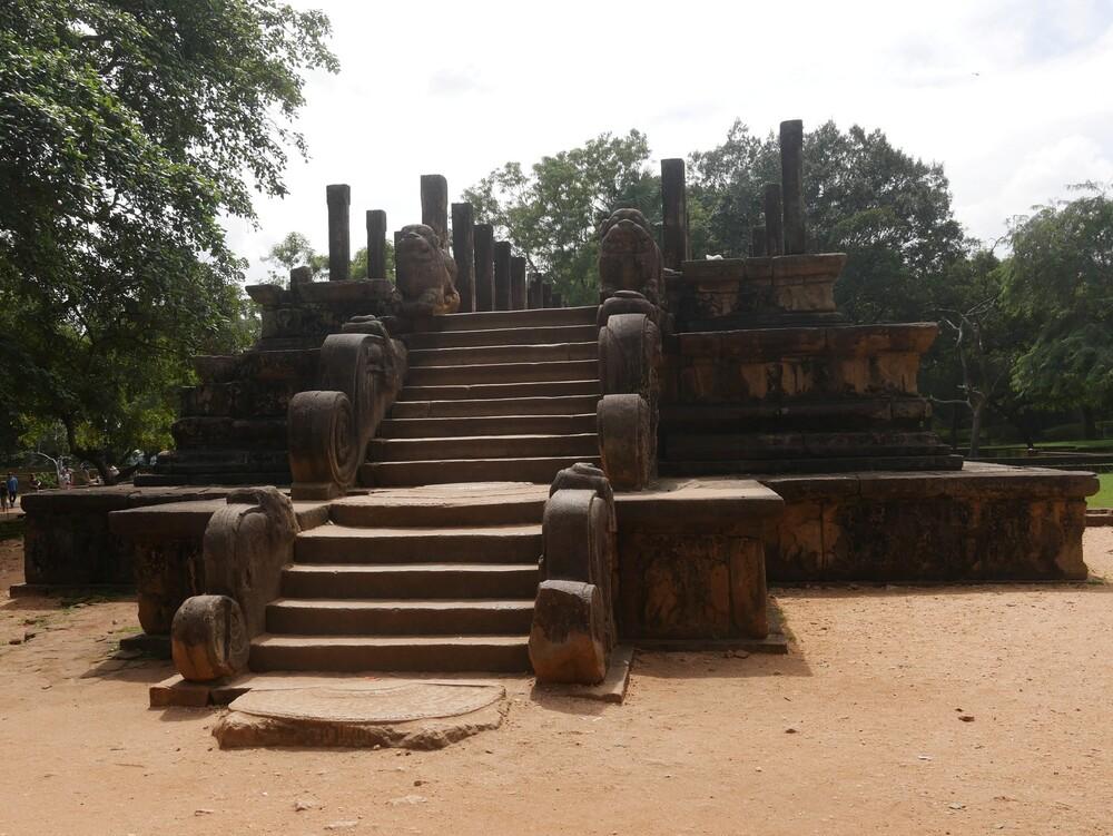 Site archéologique de Polonnaruwa (1) - Sri Lanka