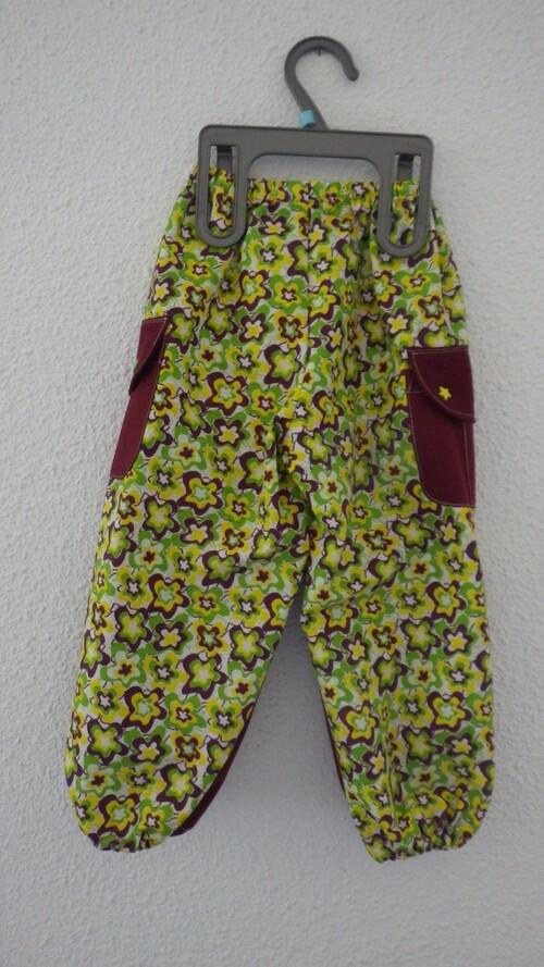 Un pantalon d'été pour Flo