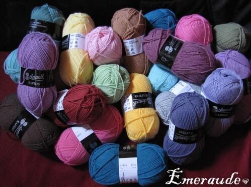 nouvelles laines