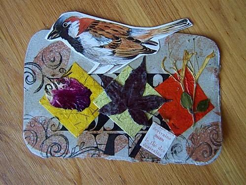mail art automne vero bis 2011