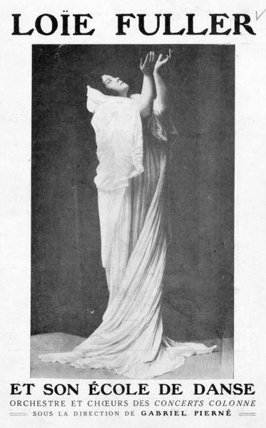 Loïe Fuller (1862-1928) - La Fée Lumière