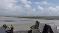 on a vu... la mer...