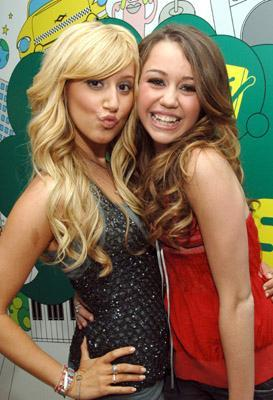 Ashley et Miley