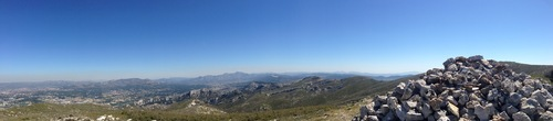 Panoramas de Marseille