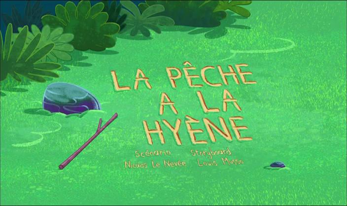 Zig & Sharko - 2x14 - La pêche à la hyène