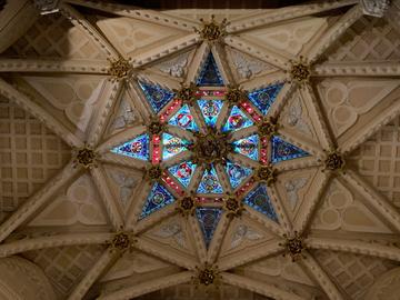 Malaga - Iglesia del Sagrado Corazon de Jesus