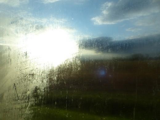 par exemple la pluie, les jours de pluie, ou quand il pleut
