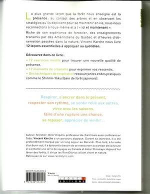 """""""Les 12 sagesses des arbres"""" - Vincent Karche"""