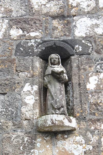 780 - Histoire d'une nonne à Dirinon (29 N)