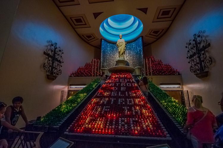 Montréal : Oratoire du Mont Royal 2/2