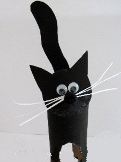 Attention, chat noir !