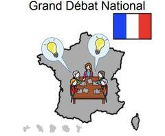 Fiche de dialogue sur le Grand Débat National