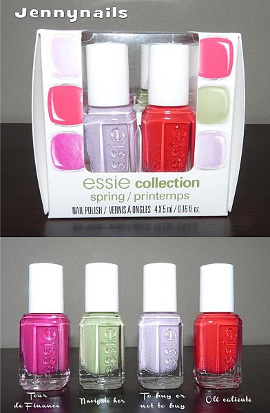 Essie global