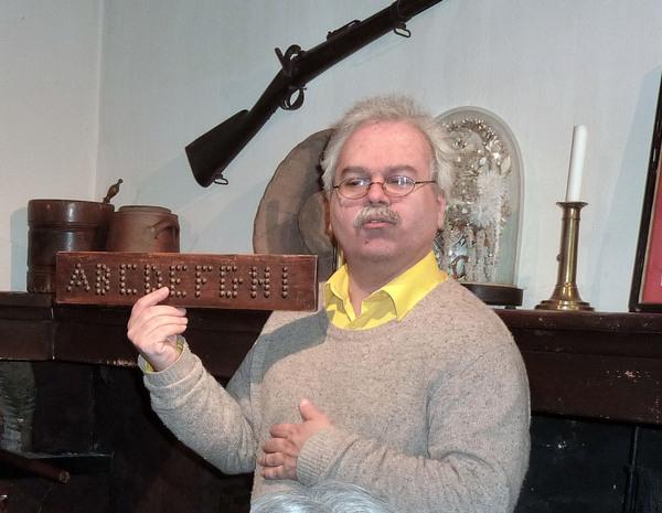 Rando de Lagny à Esbly avec en prime la visite du Musée Louis Braille