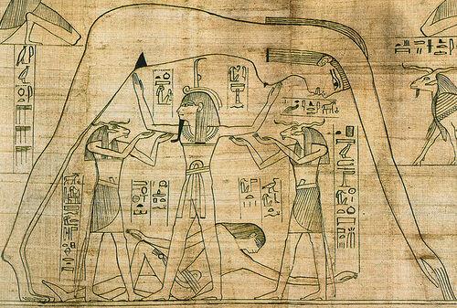 Mythologies égyptiennes, bases