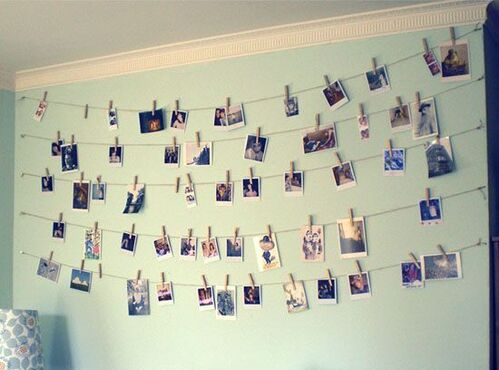 beautiful, room deco, decoration, funny, diy, wall, roomspiration, memories, cute, love, pictures, room