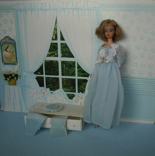 Barbie vintage : Sleeping Pretty