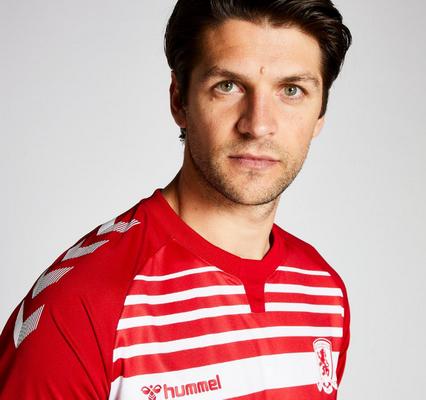 acheter maillot Middlesbrough FC domicile 2020