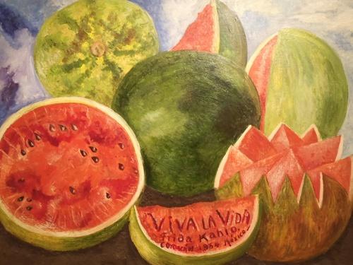 Le dernier tableau de Frida