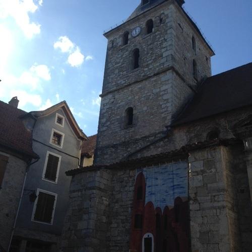 Église de Cajarc