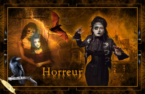 Horreur       saturnella