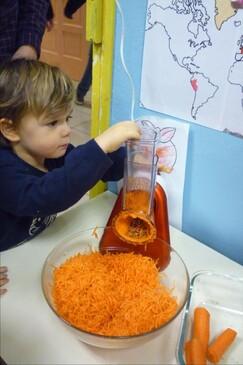 Ar Carrot cake