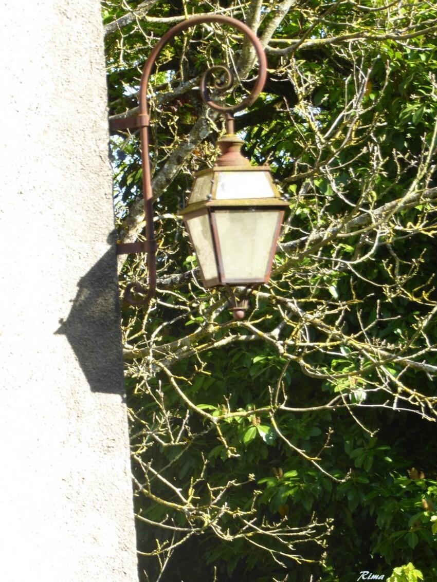 Au fil de ma balade à LESSAC Charente,