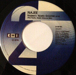 Najee - Najee's Nasty Groove