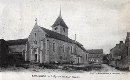 Famille Reby,  Lézinnes (89)