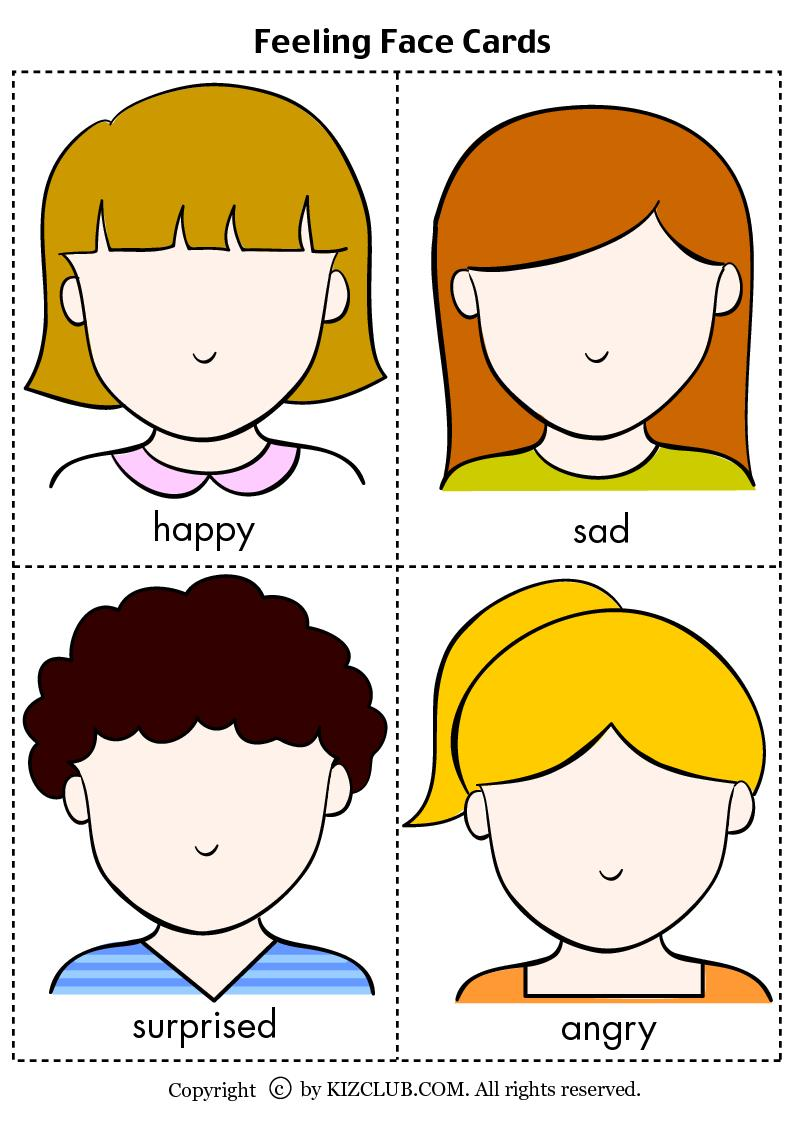 Image Result For Coloring Pages Emotions
