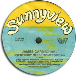 James Carmichael - Everybody Needs Somebody