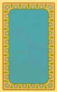 Carte Bleue - Oracle Belline - Regard sur un Autre Monde - Spirituel