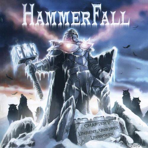HammerFall - Chapter V: Unbent, Unbowed, Unbroken (2005)