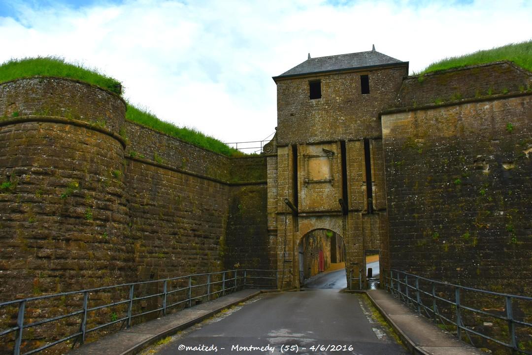 Citadelle de Montmédy - Meuse