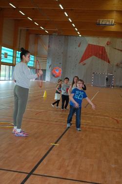 Handball, aux NAP
