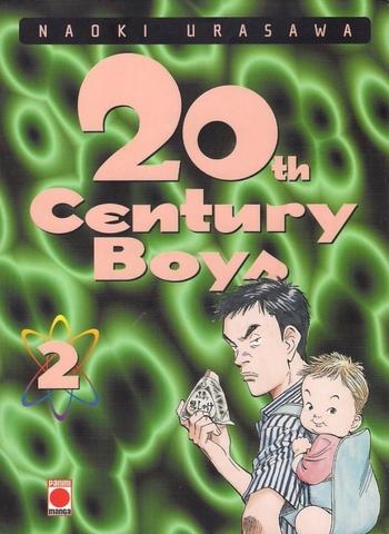 20th century  boys : Résumés des tomes (1 à 3)
