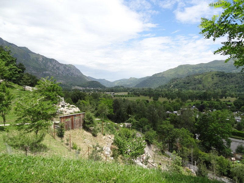 Parc Animalier des Pyrénées, Argelès-Gazost (65) (I)