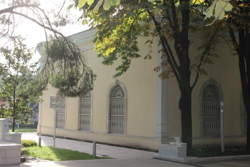 Bursa (Brousse) : les mausolées