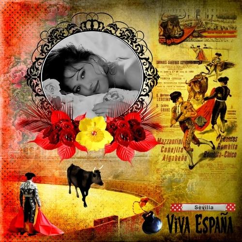 Nouvelle QP Flamenco pour vous gratuite