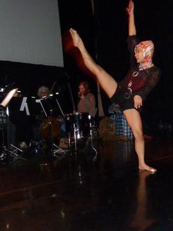 Les élèves de CM1 à la découverte d'un « ballet-concert »