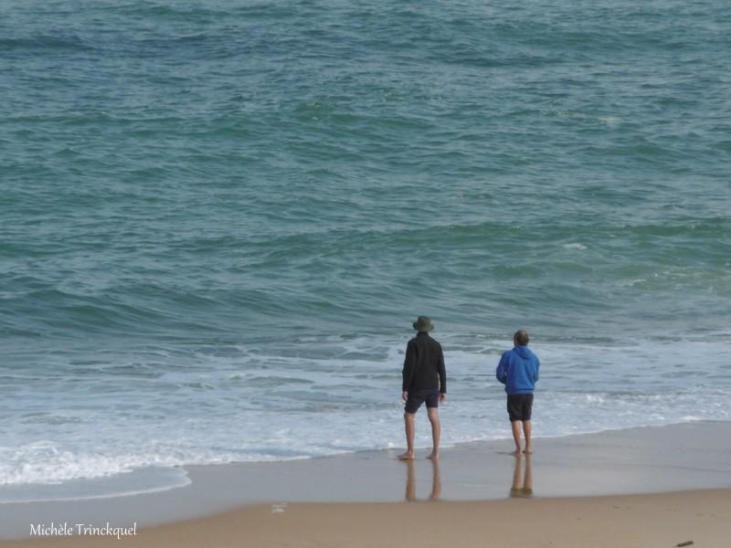 Une balade à la plage de la Lette Blanche, le 10 juin (suite)....