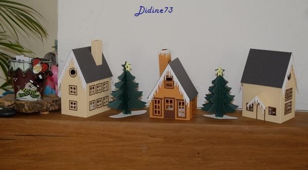 Décos de Noël -1