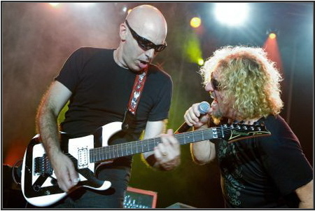 Chickenfoot - Down the Drain (2009)