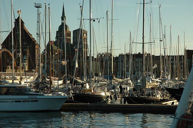 Blog de lisezmoi : Hello! Bienvenue sur mon blog!, L'Allemagne : Mecklembourg-Pomèranie Occidentale - Stralsund -