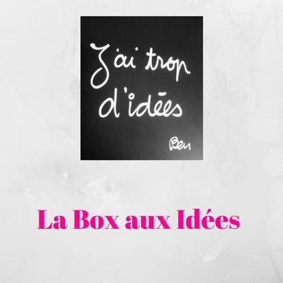 La Box aux Idées