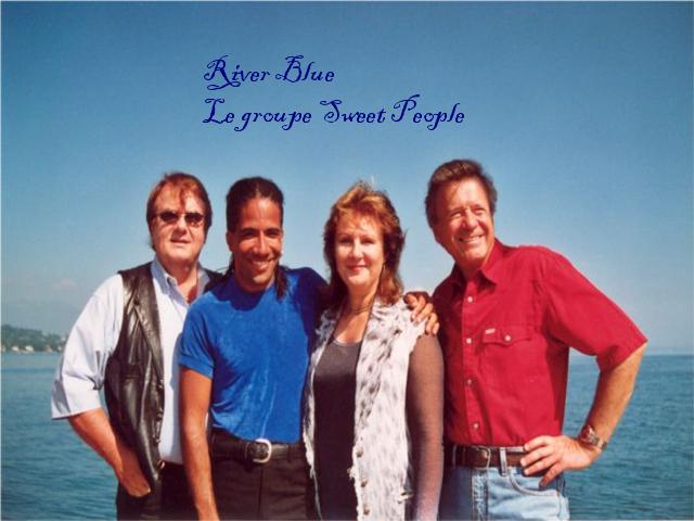 River Blue    Sweet People