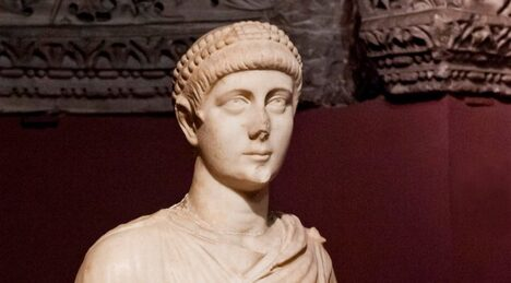 """Résultat de recherche d'images pour """"Valentinien II"""""""