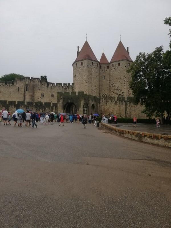 A Carcassonne